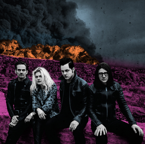 The Dead Weather - Dodge and Burn (2015)