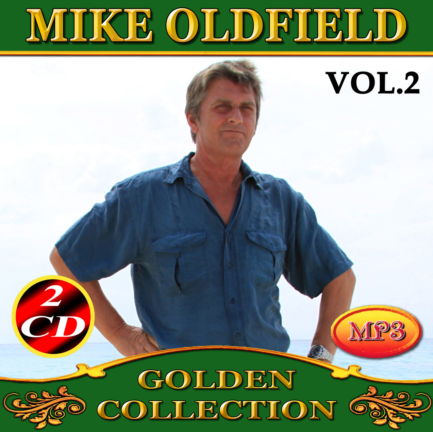 Mike Oldfield 2ч2cd [mp3]