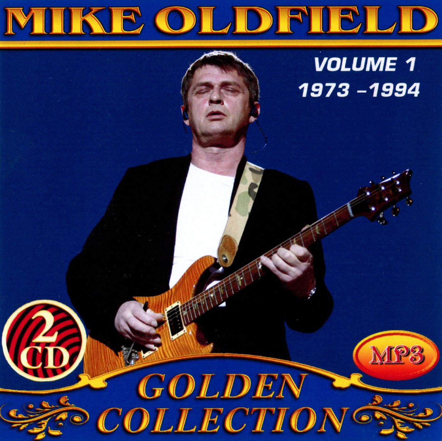 Mike Oldfield 1ч2cd [mp3]
