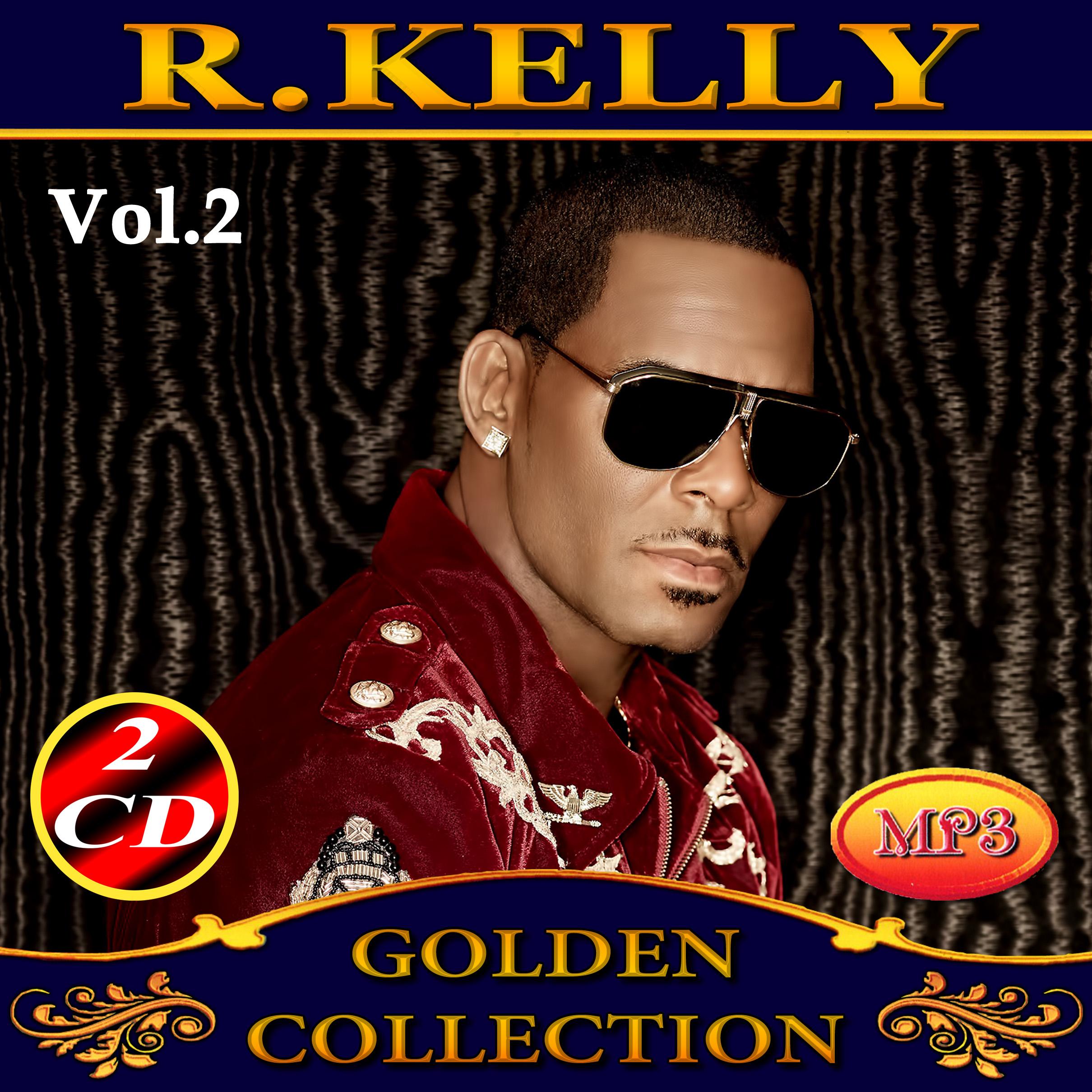 R. Kelly 2ч2cd [mp3]