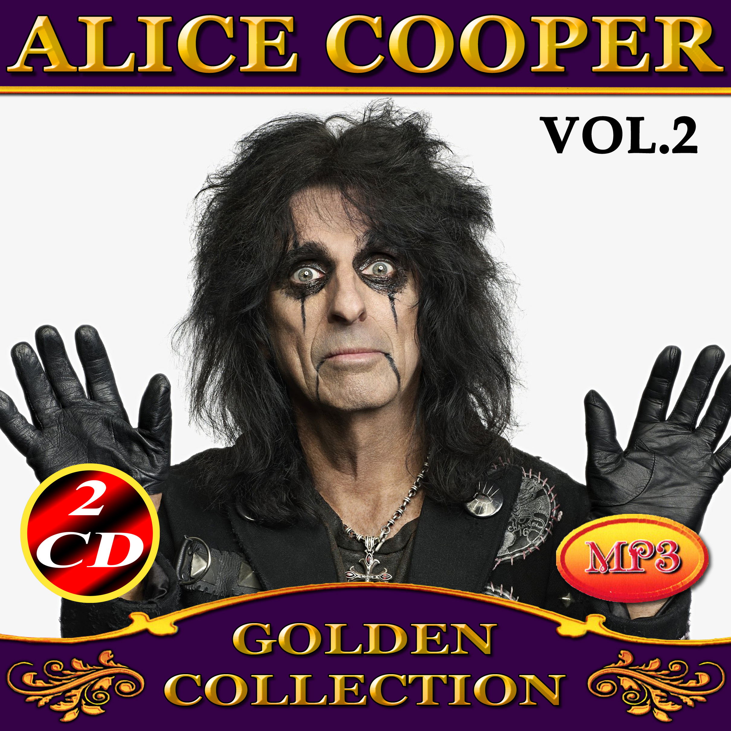 Alice Cooper 2ч2cd [mp3]