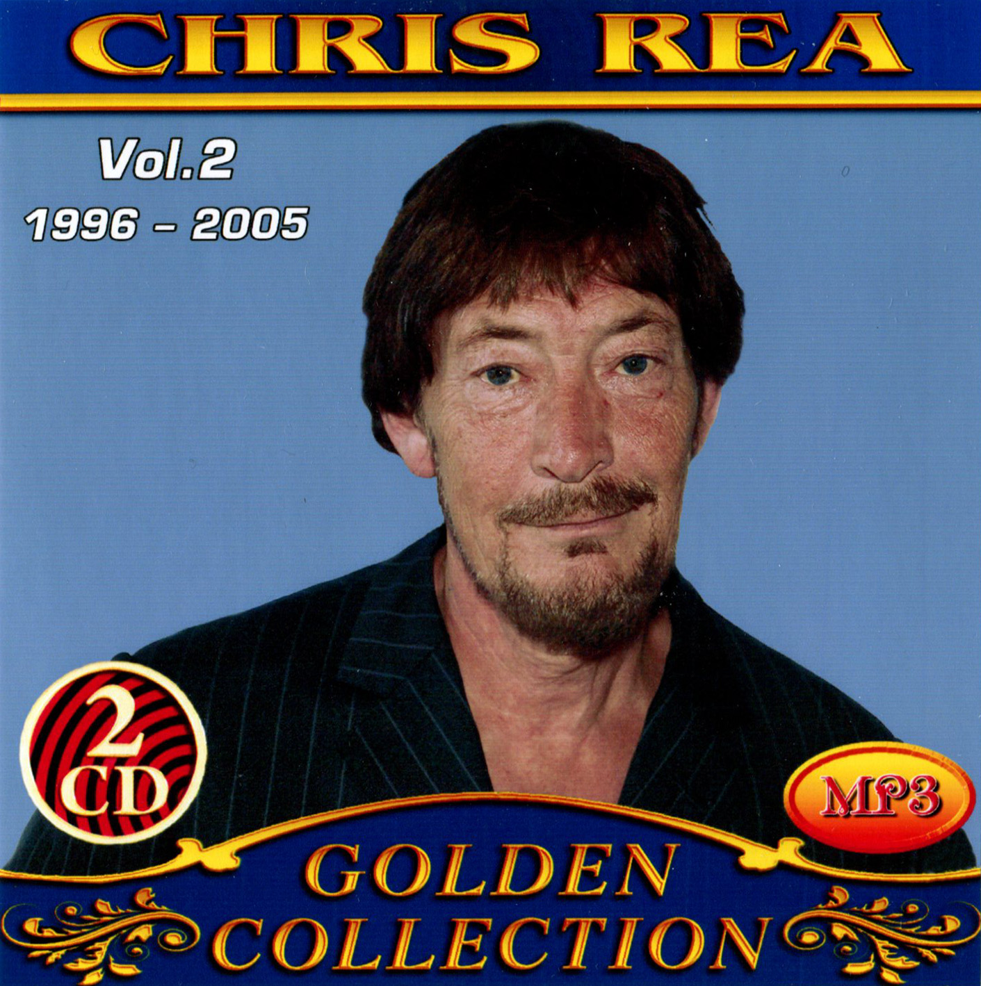 Chris Rea 2ч2cd [mp3]