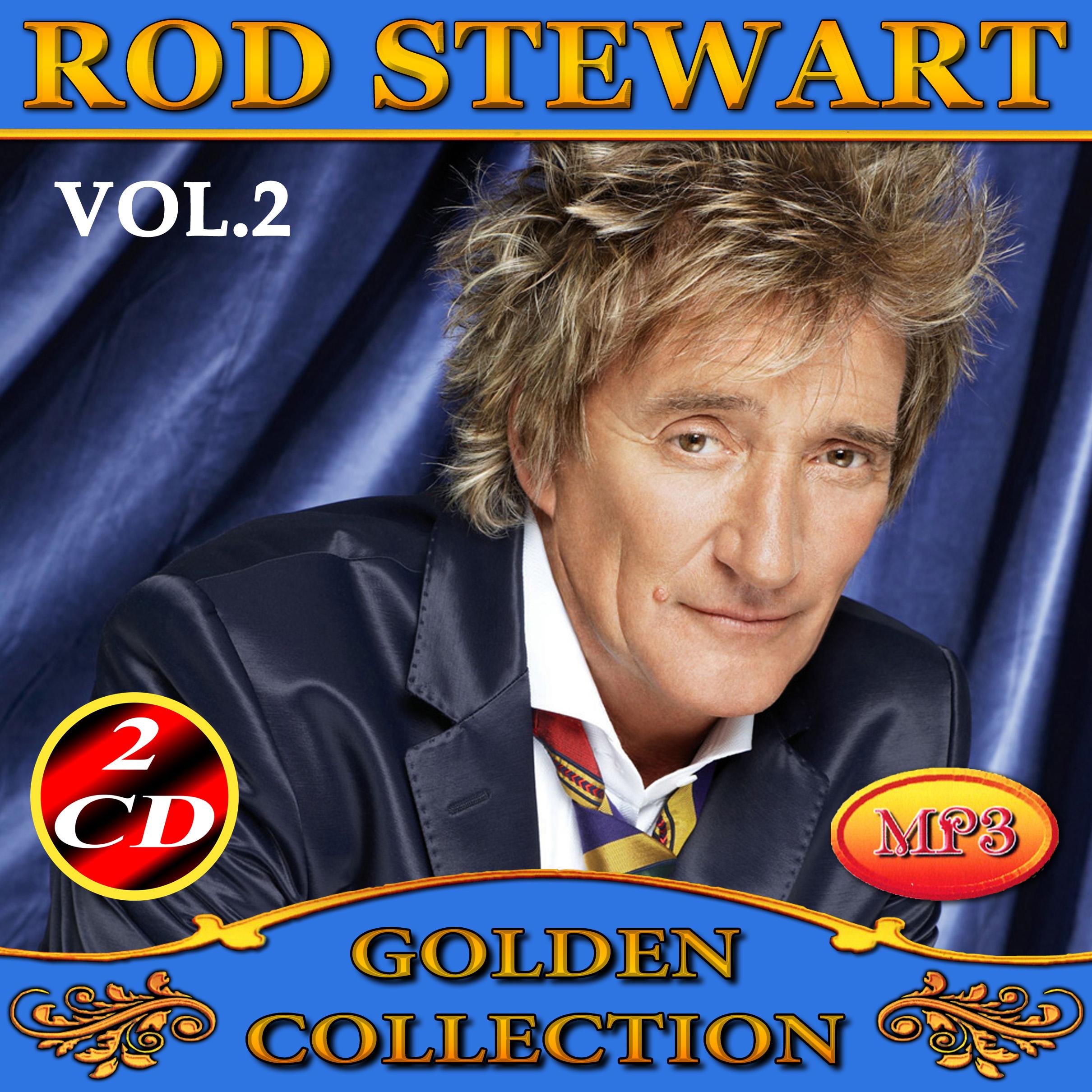 Rod Stewart 2ч2cd [mp3]