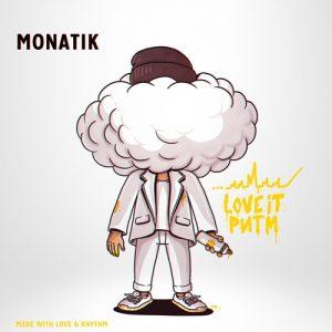 Monatik — LOVE IT ритм (2019) (digipak)