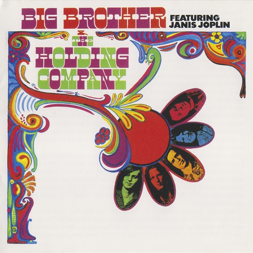 Janis Joplin  - Big Brother & The Holding Company (1967)