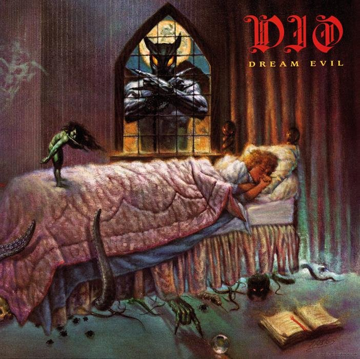Dio - Dream Evil 2cd (1987)