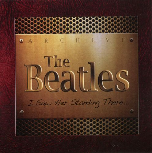 The Beatles - I Saw Her Standing There 2cd (2013)