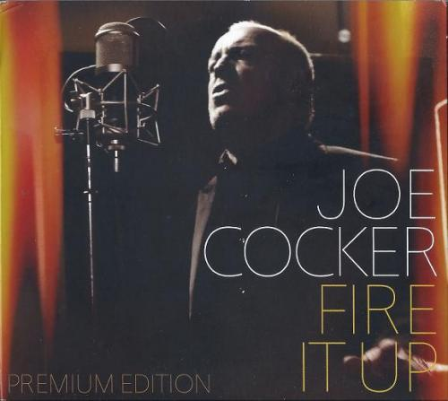 Joe Cocker - Fire It Up (CD+DVD) (digipak) (2012)