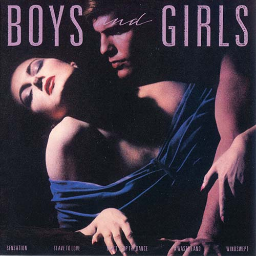 Bryan Ferry -  Boys And Girls (1985)