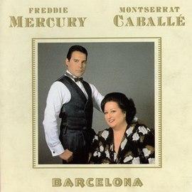 Freddie Mercury and Montserrat Caballe - Barcelona (1988)