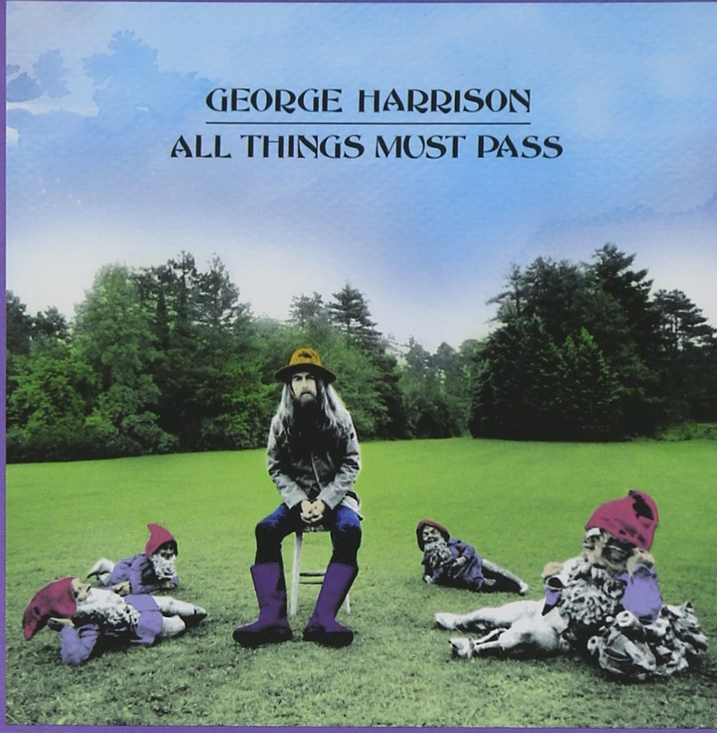 George Harrison - All Things Must Pass (2CD) (1970)