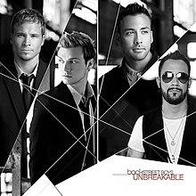 Backstreet Boys - Unbreakable (2007)