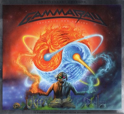 Gamma Ray - Insanity And Genius 2cd (1993)