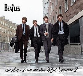 The Beatles - Live At The BBC Volume 2 (2013) (2cd)
