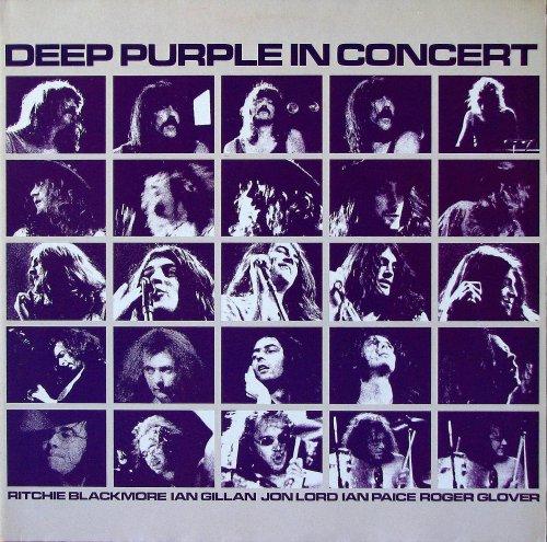 Deep Purple – In Concert 2cd (1970/1972)