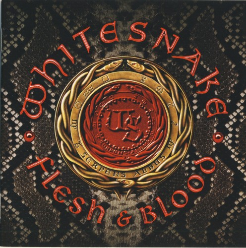 Whitesnake — Flesh & Blood (2019)