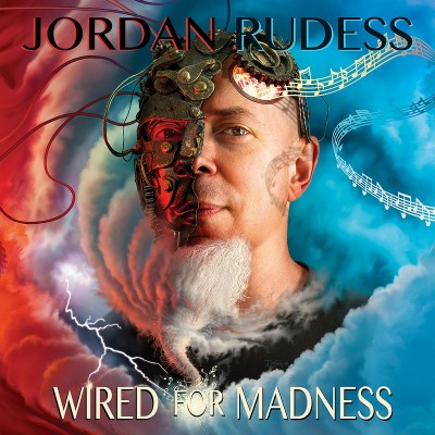 Jordan Rudess — Wired for Madness (2019)