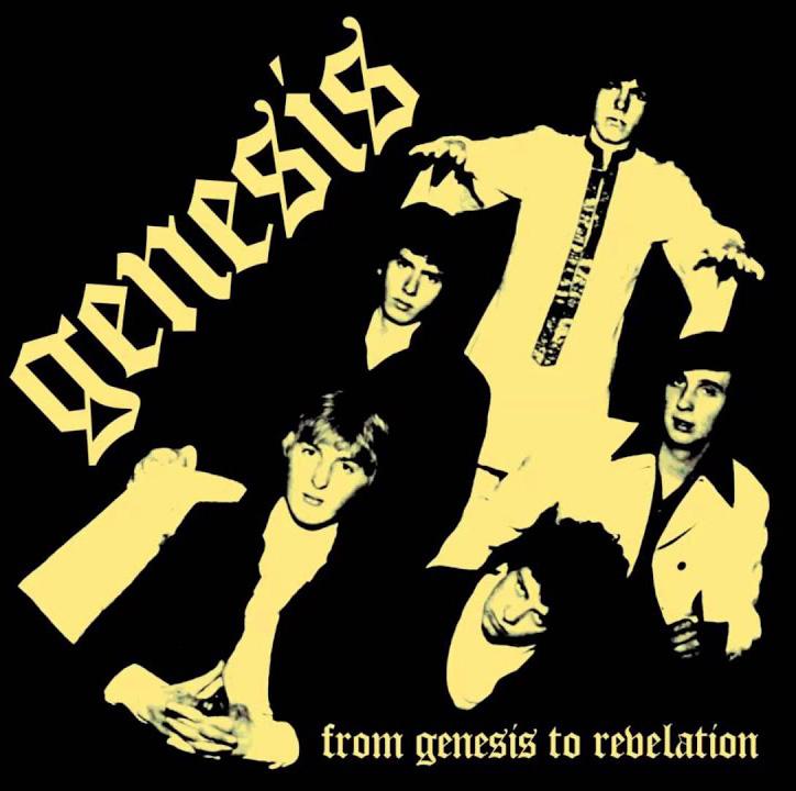 Genesis - From Genesis To Revelation (1969)