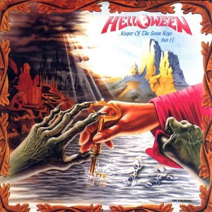 Helloween - Keeper Of The Seven Keys Part II (1988)