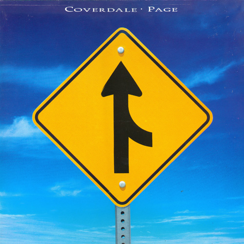 David Coverdale & Jimmy Page - Coverdale & Page (1993)