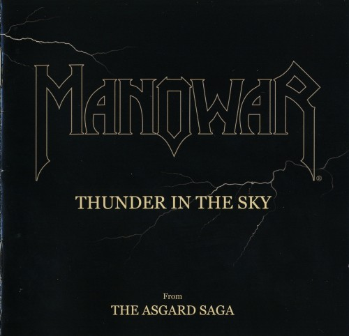 Manowar - Thunder In The Sky (2cd) (2009)