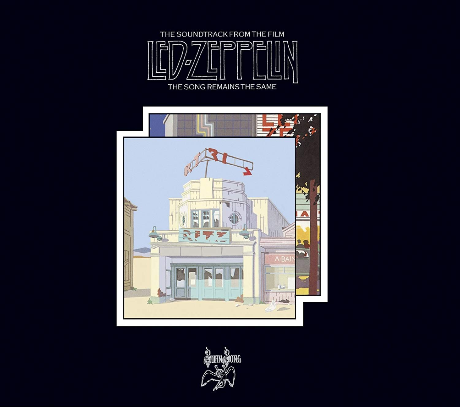 Led Zeppelin – The Song Remains The Same (2cd) (1976)