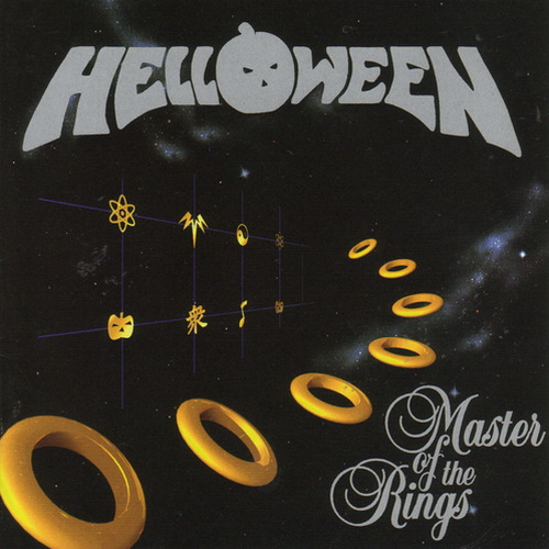Helloween - Master Of The Rings (2cd) (1994)