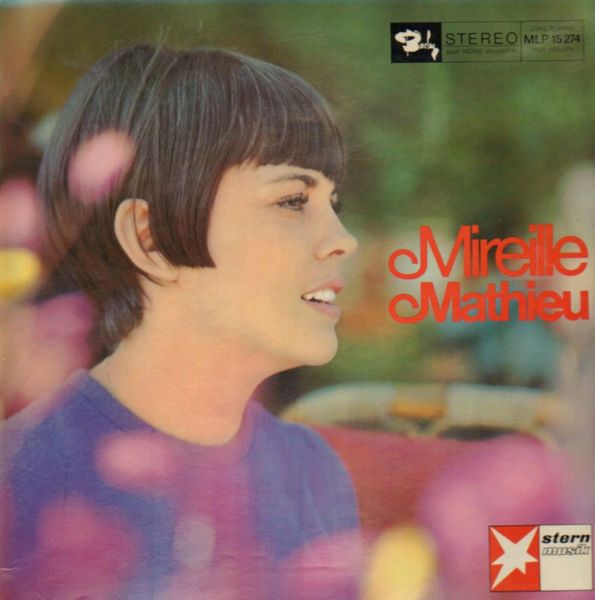Mireille Mathieu - Mireille Mathieu (1967)