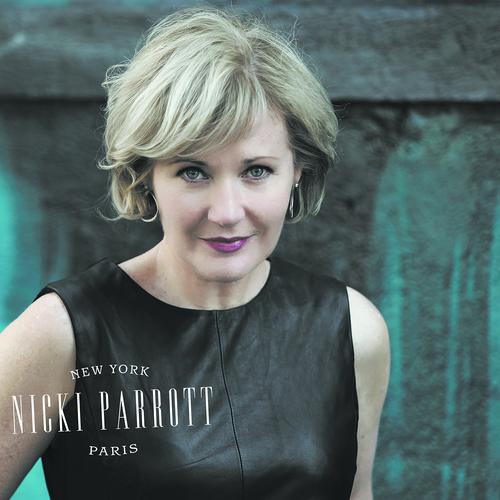 Nicki Parrott — From New York To Paris (2019)