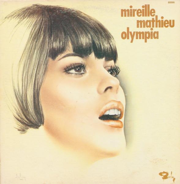 Mireille Mathieu - Olympia (1969)