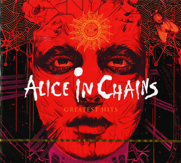 Alice In Chains — Greatest Hits (2 CD) (Digipak) (2019)