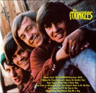 The Monkees - The Monkees (1966)