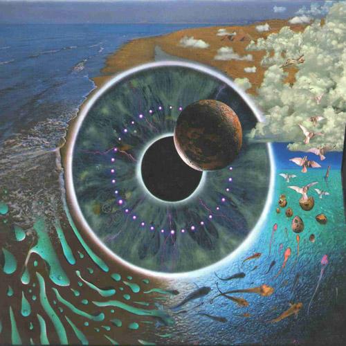 Pink Floyd - P.U.L.S.E. (2CD, 1995)