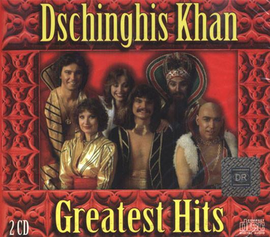 Dschinghis Khan — Greatest Hits (2 CD) (digipak)