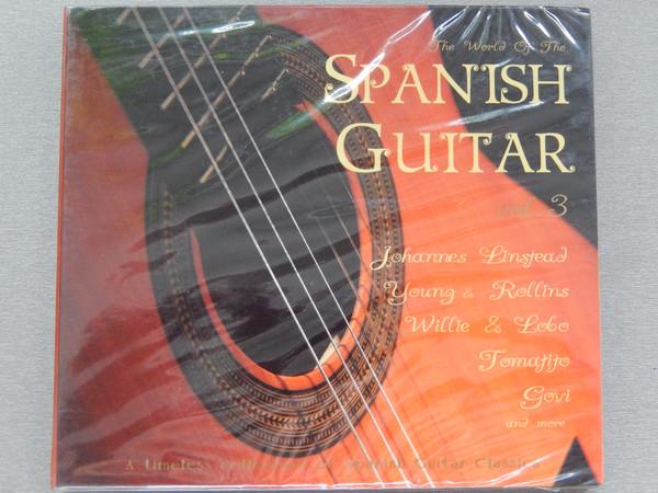 Сборник — The World Of The Spanish Guitar vol.3 (2 CD) (digipak)