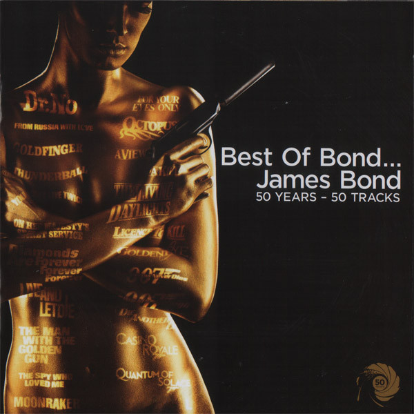 Сборник — Best Of Bond… James Bond (50 Years — 50 Tracks) (2 CD) (digipak)