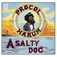 Procol Harum - A Salty Dog (1969)