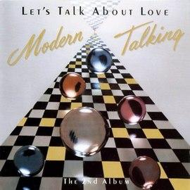 Modern Talking - Let's Talk About Love (1985)