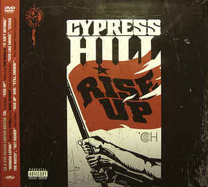 Cypress Hill — Rise Up (Deluxe Edition) (CD+DVD)