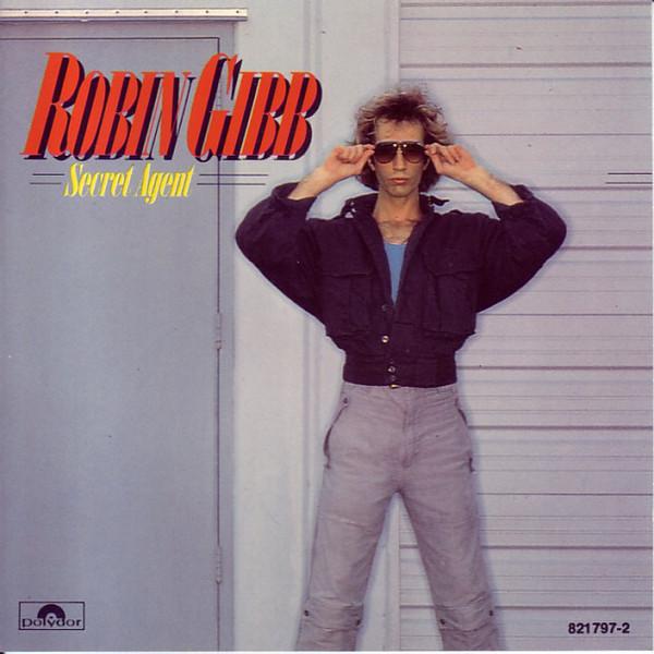 Robin Gibb - Secret Agent (1984)