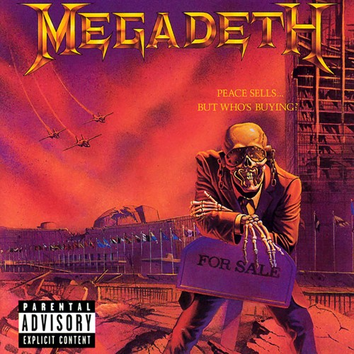 Megadeth - Peace Sells...But Who's Buying? (1986)