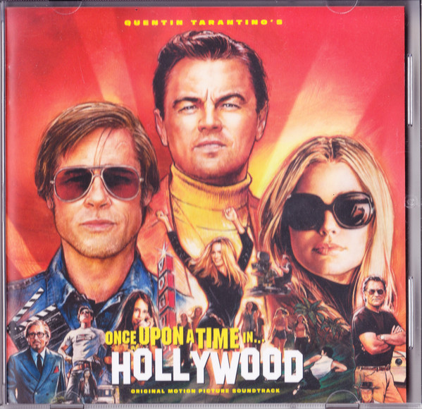 Саундтрек — Once Upon A Time In Hollywood (OST) (2019)