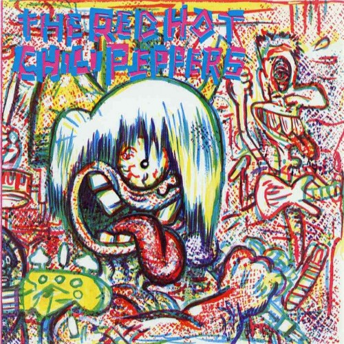 Red Hot Chili Peppers - The Red Hot Chili Peppers (1984)