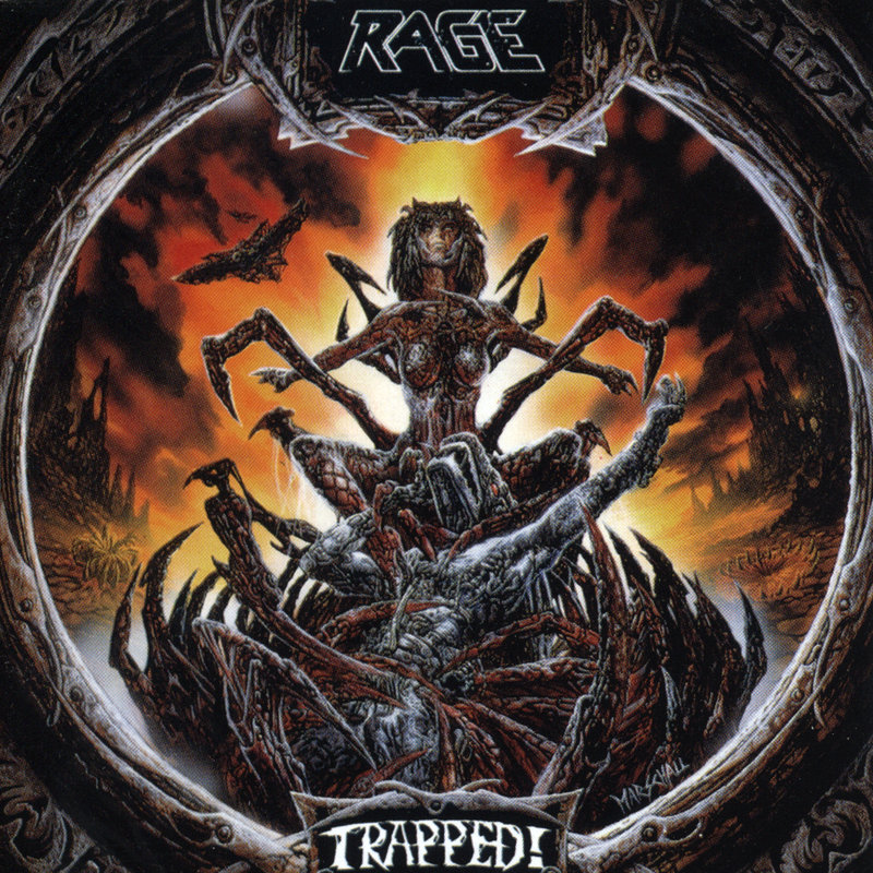 Rage - Trapped! (1992)