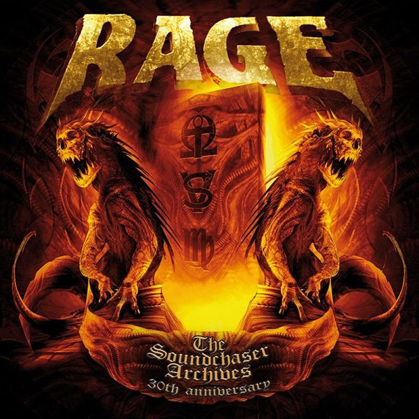 Rage - The Soundchaser Archives (2cd) (2014)