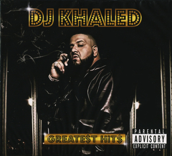 DJ Khaled — Greatest Hits (2 CD) (Digipak)