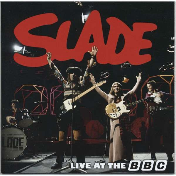 Slade - Live At The BBC (2cd) (2009)