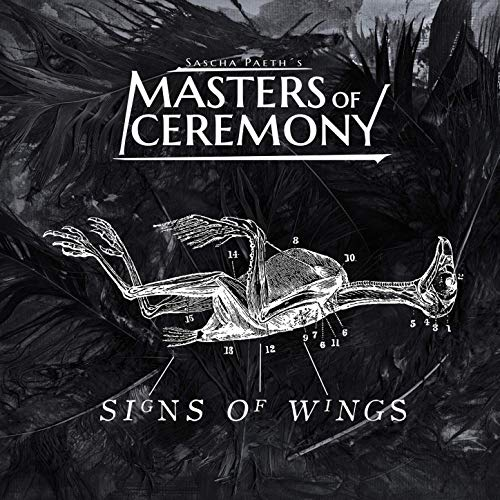Sascha Paeth's Masters Of Ceremony — Signs Of Wings (2019)