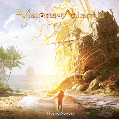 Visions of Atlantis — Wanderers (2019) (digipak)