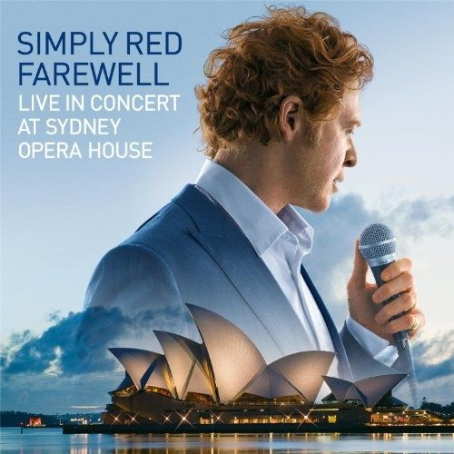 Simply Red - Farewell Live In Concert At Sydney Opera House (CD+DVD) (2010)